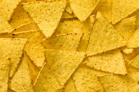 the tasty nachos chips background