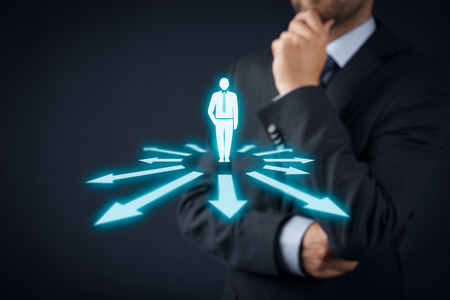 Decision making (management decisions) - select the best business perspective (direction) to future.