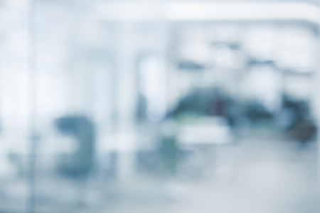 Office background - blurred and defocused - ideal for presentation background.