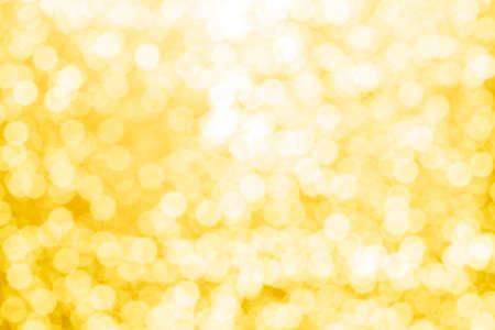 Photo pour gold abstract background with bokeh defocused lights - image libre de droit