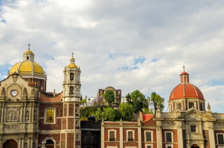The old Basilica of Our Lady