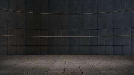 Photo pour Product showcase, empty room.3D rendering - image libre de droit