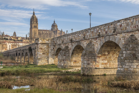monuments in the city of Salamanca