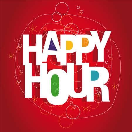 Retro Happy Hour