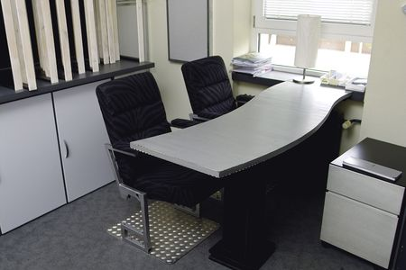 Nice office from a production company