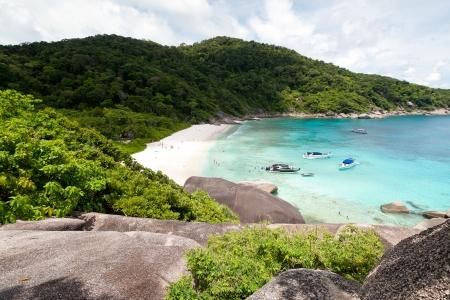 Similan islands, Thailand, P