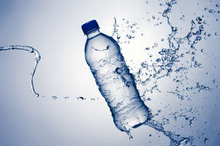 Bottled Water With A Splash
