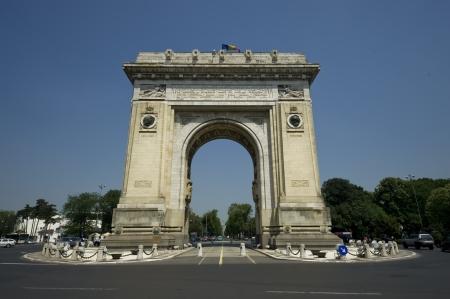 Arch of Triumph, Bucharest  Romania