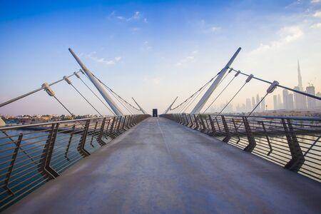 Foto für bridge over Dubai creek, United Arab Emirates - Lizenzfreies Bild