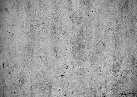 Photo pour White grunge concrete background. Old wall texture - image libre de droit