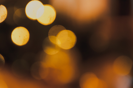 Light abstract bokeh shine or colorful glitter effect background.