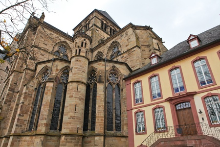Dom of Trier, the oldest cathedral of Germany: Royalty-free