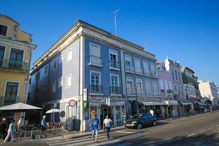 AVEIRO, PORTUGAL - JULY 28, 2016: Historic Center of Aveiro, Centro region, Portugal.