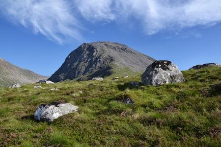 Ben Nevis - the highest mountain in Britain