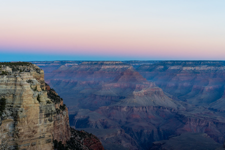 Grand Canyon Trip Arizona USA Winter