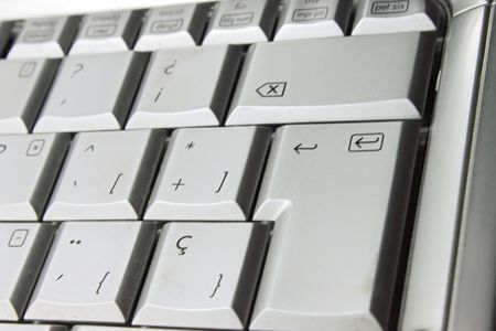 laptop keyboard keys
