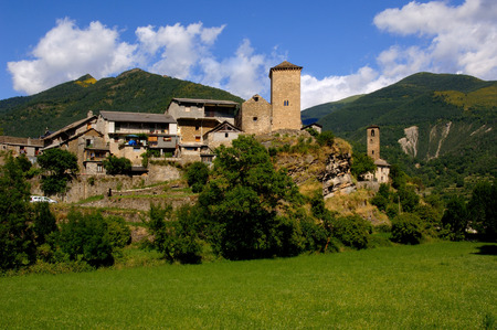 Oto, Ordesa and Monte Perdido, National Park, Huesca, Aragon, Spain