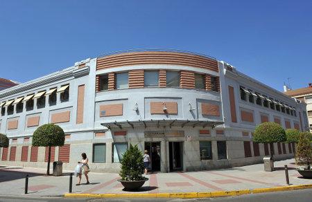 City Market of Ciudad Real, Spain