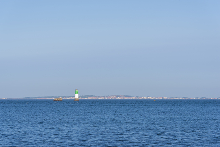 Coast of Ribeira (La Coruna, Spain).