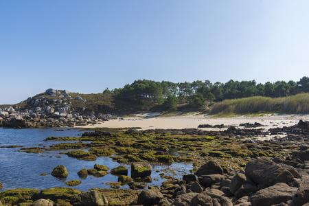 Con Negro beach (O Grove, Pontevedra - Spain).