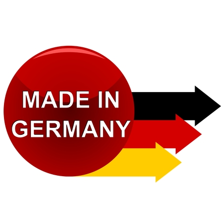 Made in Germany - Illustration