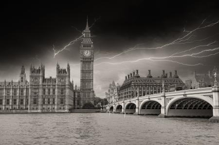 Lightning In London