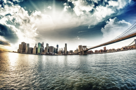 Spectacular View of New York