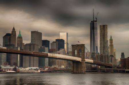 The Brooklyn Bridge and Lowe