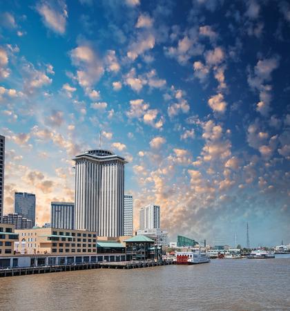 New Orleans Harbor