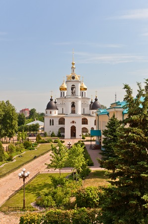 Dormition of the Theotokos Cathedral   in Dmitrov, Moscow Region