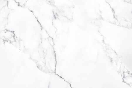 Photo pour White marble texture with natural pattern for background or design art work. - image libre de droit