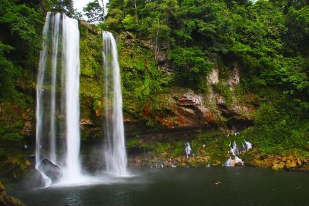 Misol-ha Chiapas Mexico