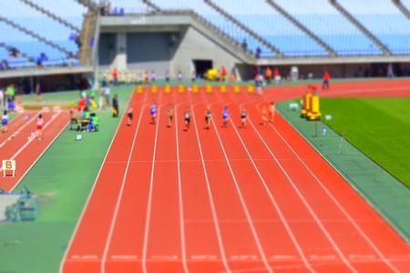 陸上競技場の写真イラスト画像素材 Foryourimages