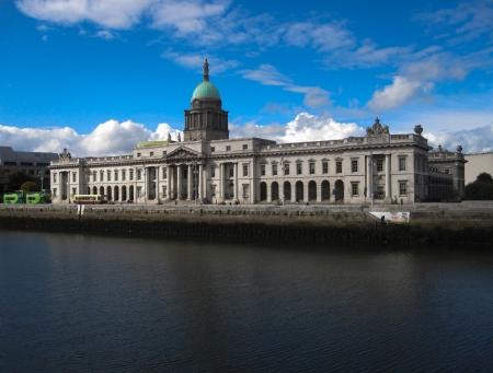Customs House, Dublin, Ireland