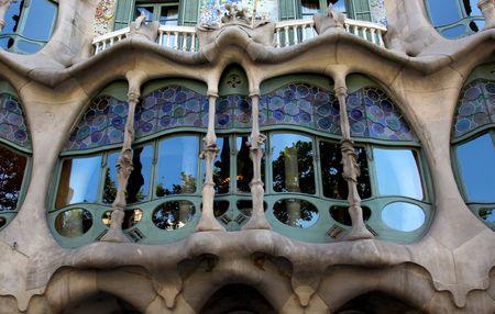 Casa Batllo - Antoni Gaudi - Barcelona