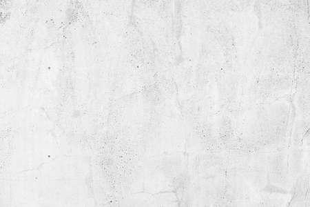 Photo pour White Stone wall background. Concrete texture. Cement floor - image libre de droit
