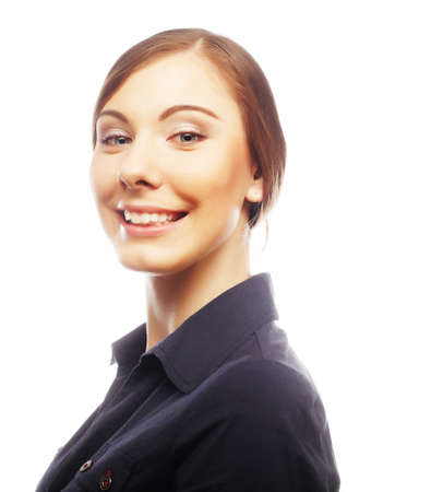 Photo for business woman close up - Royalty Free Image