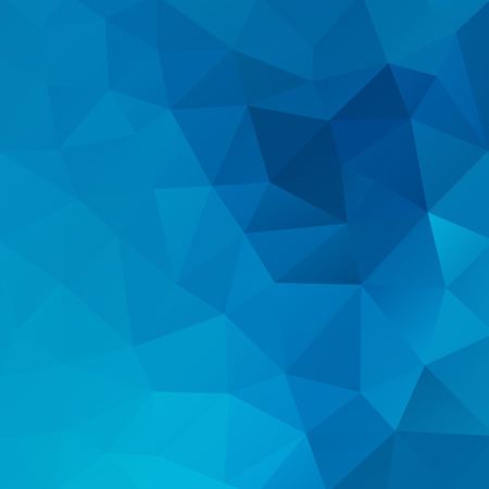Geometrical triangular background.