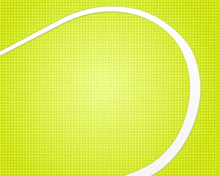 Tennis ball background. Vector illustration.