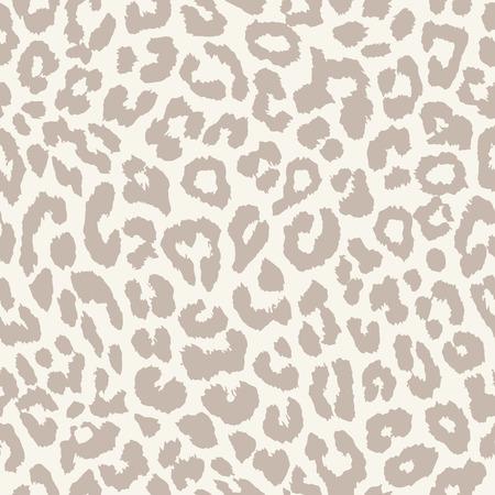 Illustration pour Leopard seamless background - image libre de droit