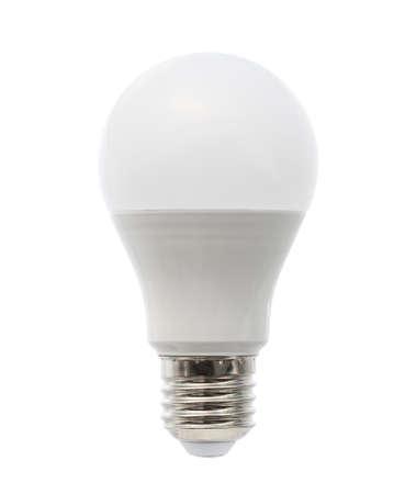 Photo for Led light bulb   isolated on white background - Royalty Free Image