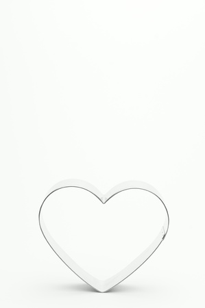 heart shaped pastry cutters