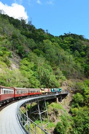 Kuranda train , australia
