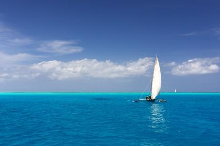 Zanzibar sailing
