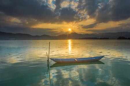 Dianchi Lake Sunset