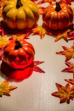 Foto de Decorating with the image of Halloween - Imagen libre de derechos
