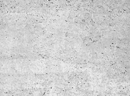 White painted concrete ground, background texture.