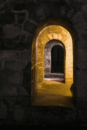 Old Spanish Dungeon