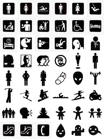 Photo pour icons - image libre de droit
