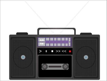 the old radio